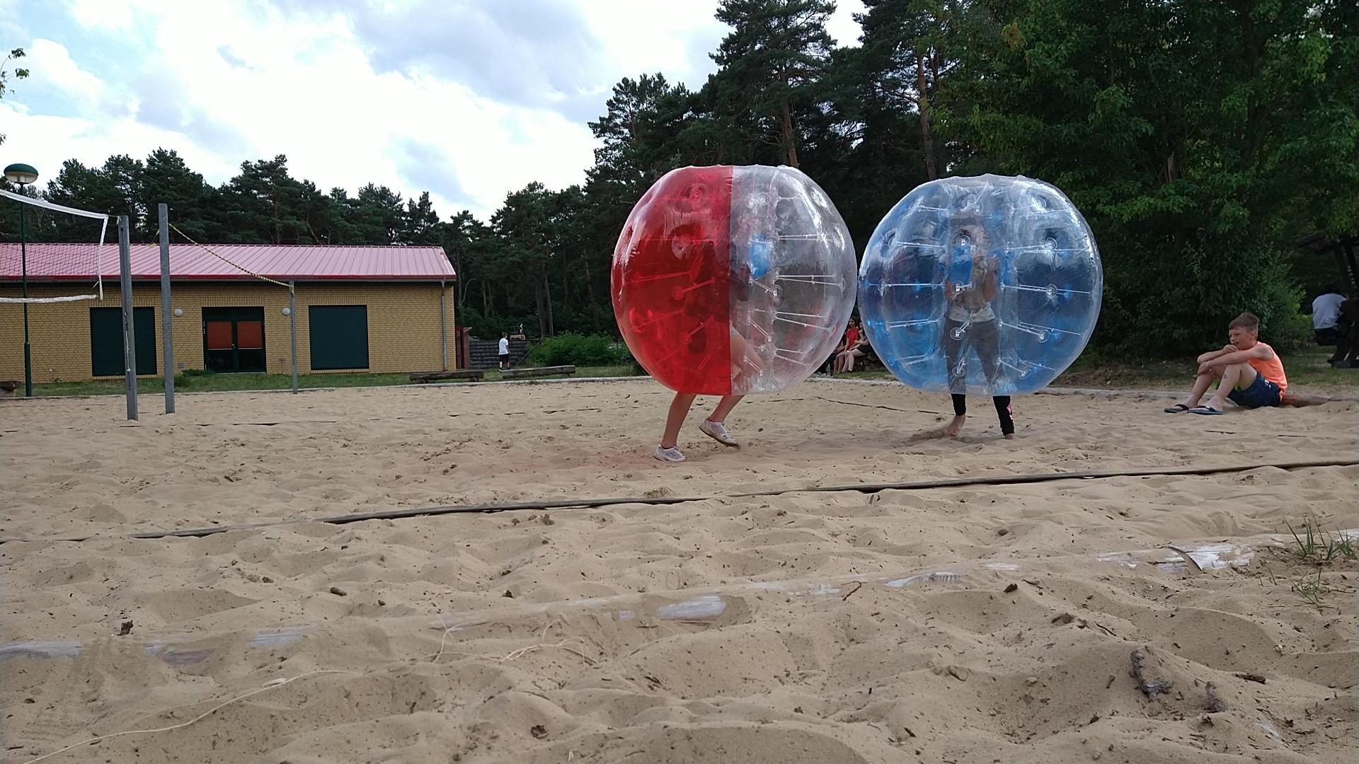 Impressionen aus dem Sommercamp in Arendsee