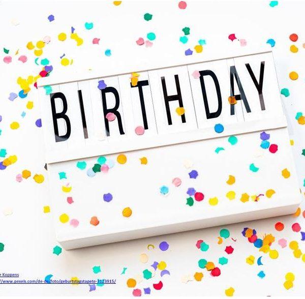 ...Happy Birthday...