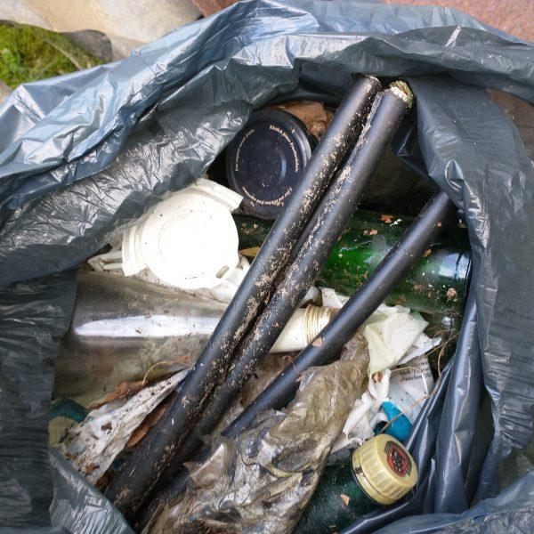 ...wir waren auch in diesem Jahr beim World clean up day mit dabei...